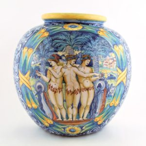 The Difference Between Italian Pottery, Ceramics, Majolica